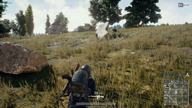playerunknown-battlegrounds_ Buff.game