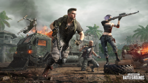 PlayerUnknown's Battlegrounds (PUBG) Font Download Free